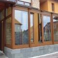télikert építés Győrben