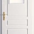 Beltéri ajtó üvegezett