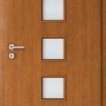 Festett ajtó