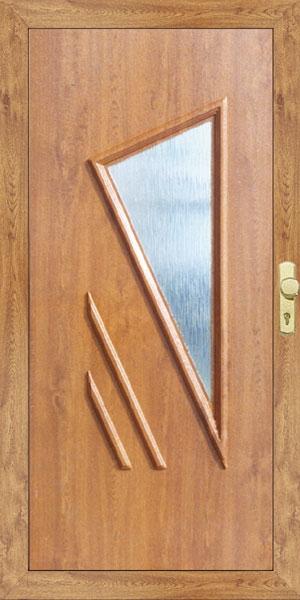 Bejárati ajtó alakjai