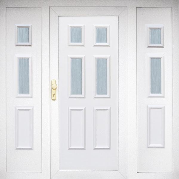 Bejárati ajtó beépítés