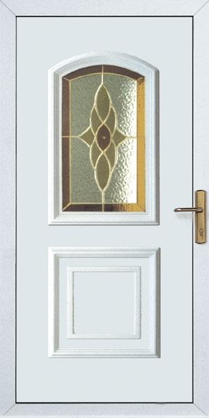 Bejárati ajtó formái