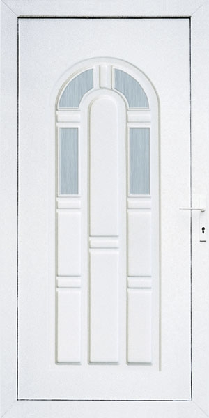 Bejárati ajtók alakja