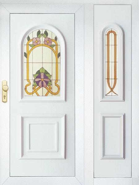 Bejárati ajtók alakjai