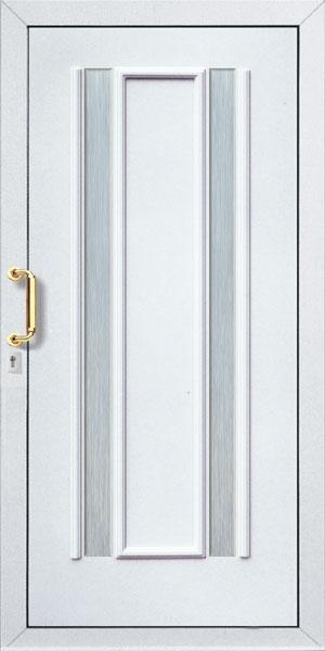 Bejárati ajtók fajtái