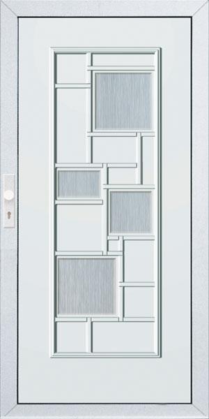 Bejárati ajtók formái