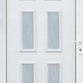 Bejárati ajtó beépítése