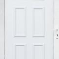 Bejárati ajtó bontás