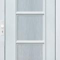 Üveges egyszárnyú ajtók