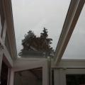 Télikert tető