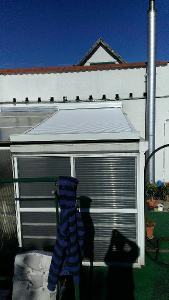 Télikert tető árnyékolás