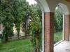 Terasz beépítés íves ablakokkal