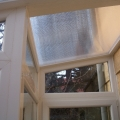 Terasz tető polikarbonáttal