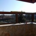 Készül a terasz beépítés