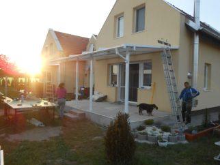 Elő tető Sopron